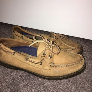 Sperry Top Sider Boat Shoes 7